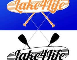 #39 for Lake4Life Paddle Board by taylorhanneman