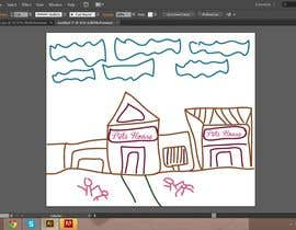 "#17 para Illustrate/Draw and design a 40"" x 30"" image from my description *Please design/illustrate/draw an unique image from scratch. Thank you por rameezkhan2234"