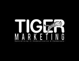 nº 273 pour Design a Logo for 'Tiger Marketing' par rimskik