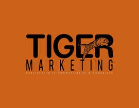 #274 para Design a Logo for 'Tiger Marketing' por rimskik