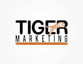 nº 279 pour Design a Logo for 'Tiger Marketing' par rimskik