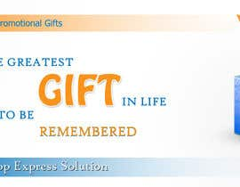 #7 for Design a Banner for Promotional Gift Company by anoopktml
