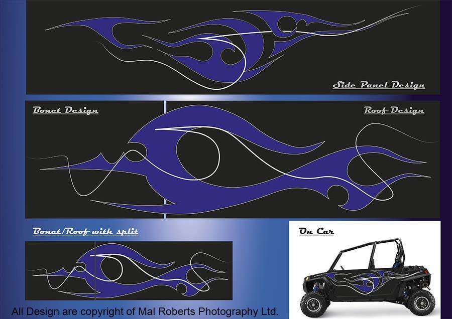 Bài tham dự cuộc thi #                                        25                                      cho                                         Graphics design for my off-road vehicle