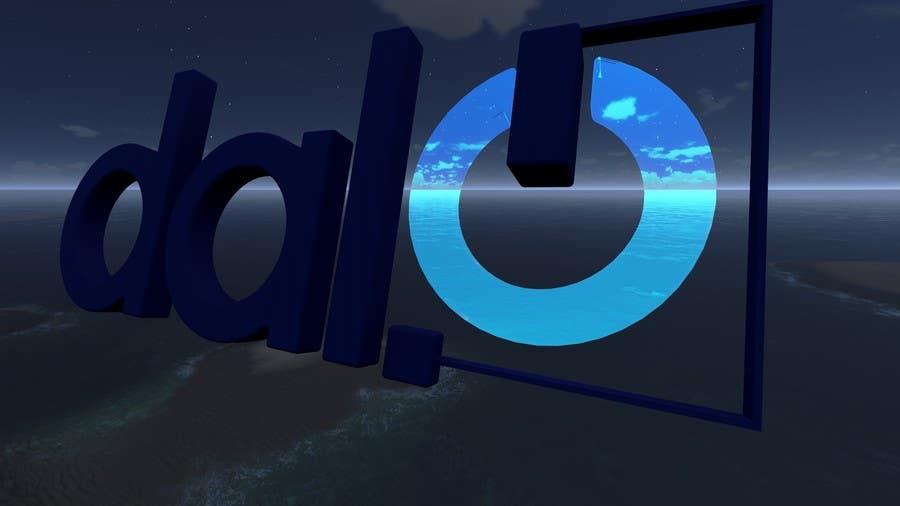 Inscrição nº 106 do Concurso para Design enhancement in 3D for DALO logo