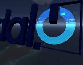#106 para Design enhancement in 3D for DALO logo por petyrpan