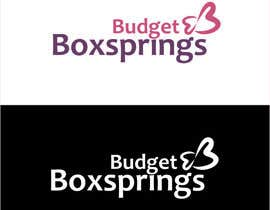 #83 for Ontwerp een Logo for Budget Boxsprings af rivtezara