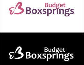 #84 for Ontwerp een Logo for Budget Boxsprings af rivtezara