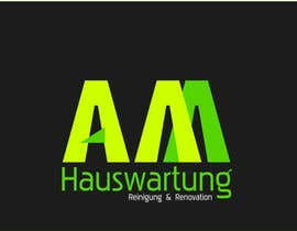 #142 for Design eines Logos for A.M. Hauswartung af vw1027109vw