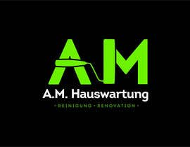 #25 for Design eines Logos for A.M. Hauswartung af rogerweikers