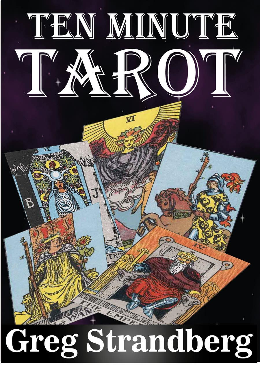 Bài tham dự cuộc thi #                                        134                                      cho                                         Create a Mesmerizing Tarot eBook Cover