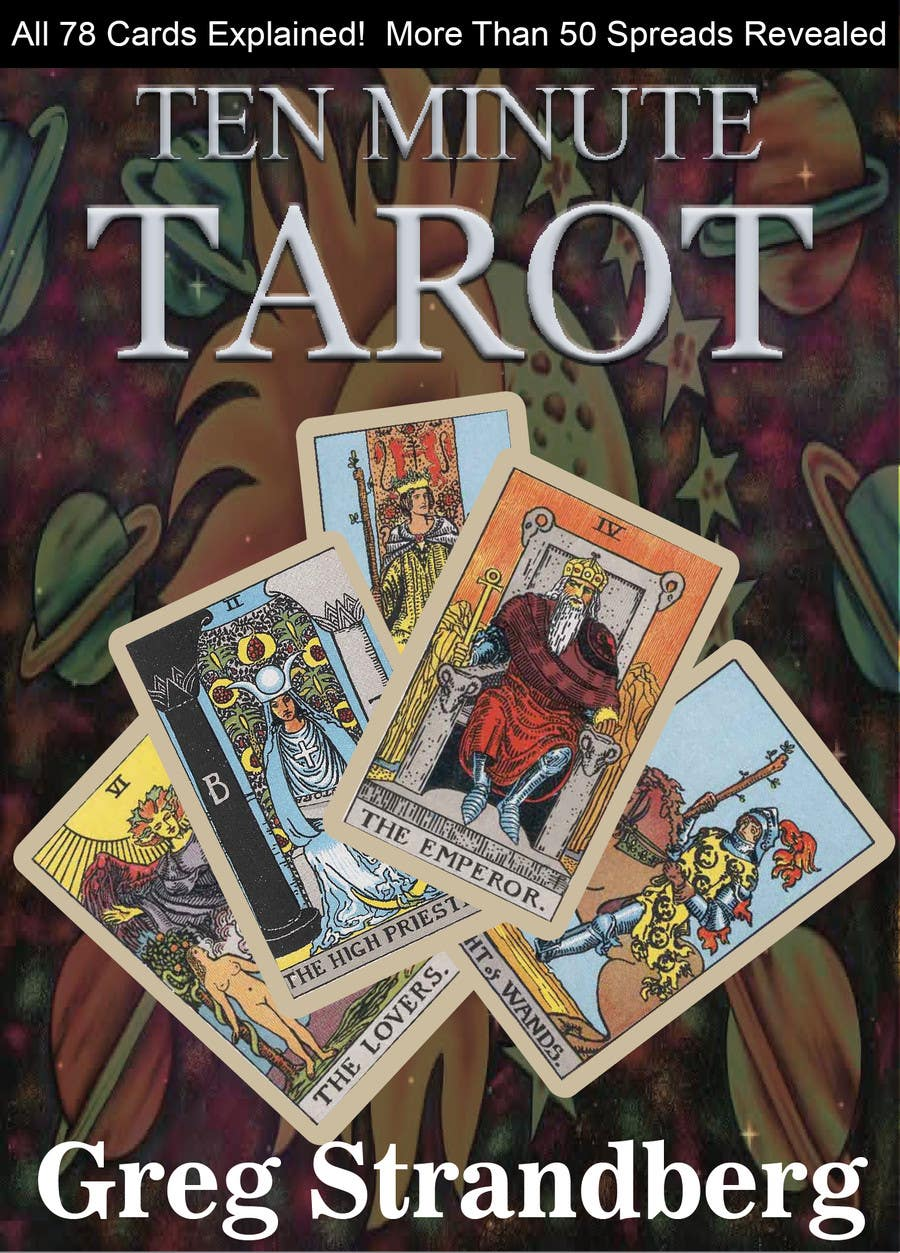 Bài tham dự cuộc thi #                                        154                                      cho                                         Create a Mesmerizing Tarot eBook Cover