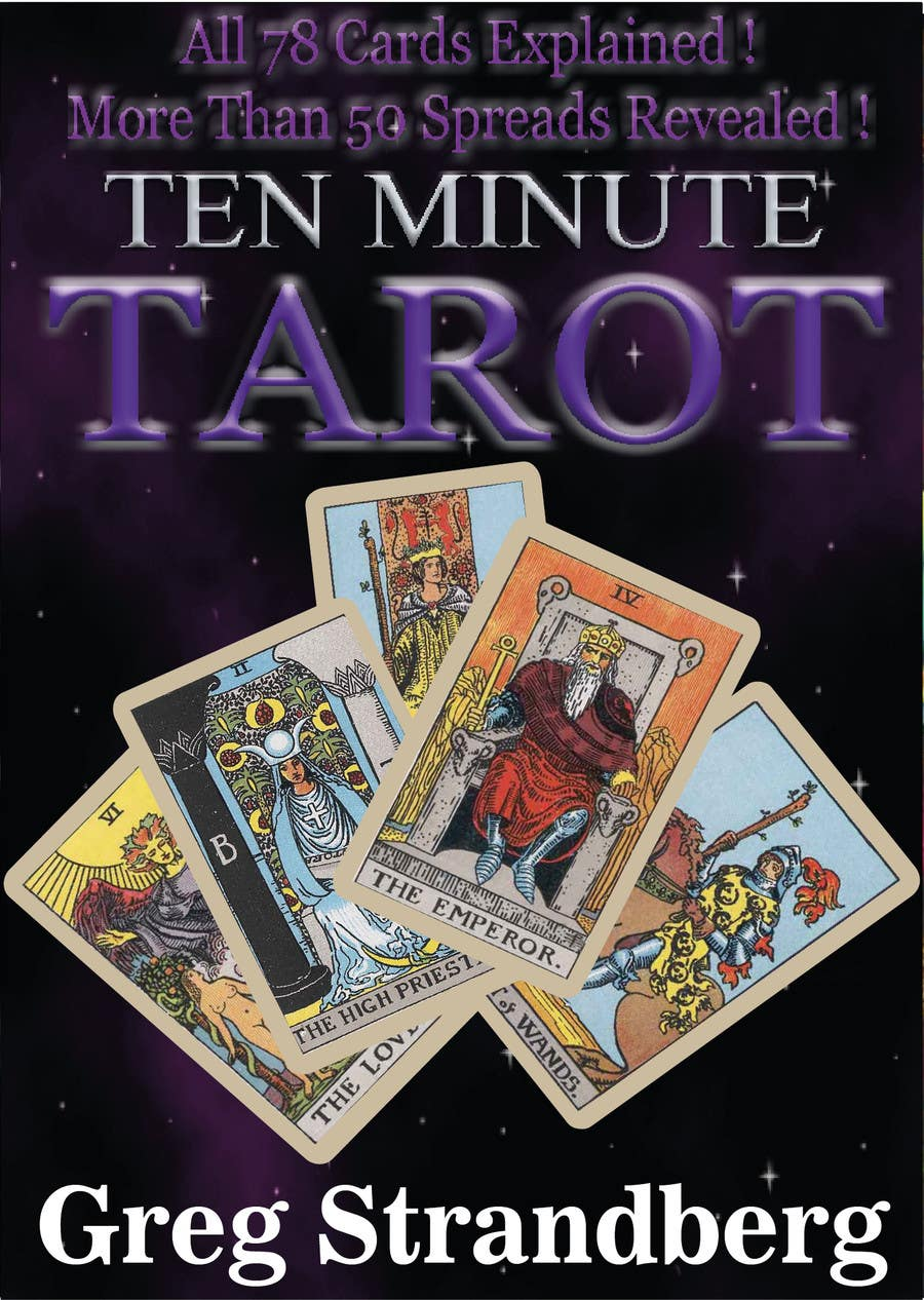 Bài tham dự cuộc thi #                                        169                                      cho                                         Create a Mesmerizing Tarot eBook Cover