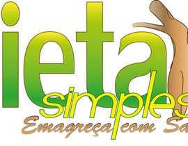 #24 untuk Design a Logo for a portuguese diet site: Dieta Simples - Emagreça com Saúde oleh Dunja237Q