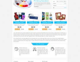 #9 for Homepage & Product Page Design & Logo Required af atularora