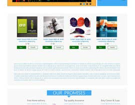 #16 cho Homepage & Product Page Design & Logo Required bởi king5isher