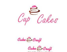 #12 untuk Cupcake logo design oleh nehachopra86