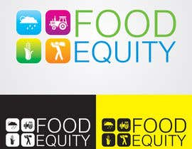 "nº 264 pour Design a Logo for ""Food Equity"" par linokvarghese"