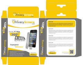 suneshthakkar tarafından Corporate Branding Retail Box Design for www.SPrivacyscreens.com için no 1