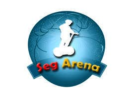 #36 for Design a logotype for Seg Arena by oroba