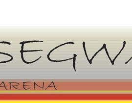 #13 for Design a logotype for Seg Arena by raducalin1986