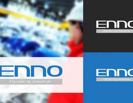 #213 for Design a Logo for ENNO, a General Engineering Brand by visuallyurs