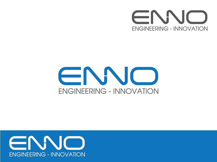 #19 for Design a Logo for ENNO, a General Engineering Brand by winarto2012