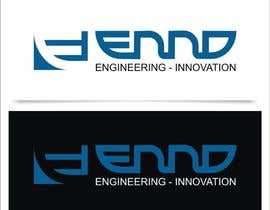 #206 para Design a Logo for ENNO, a General Engineering Brand por indraDhe