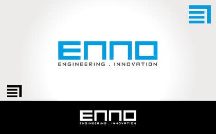 #178 for Design a Logo for ENNO, a General Engineering Brand by Cbox9