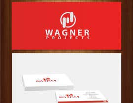 #199 cho Design Logos for wagnerprojects bởi creative19design