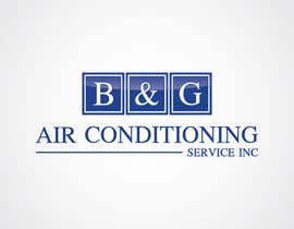 #23 cho Design a Logo for B&G Air Conditioning Service Inc bởi HammyHS