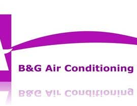 #77 cho Design a Logo for B&G Air Conditioning Service Inc bởi nithinvnnr87