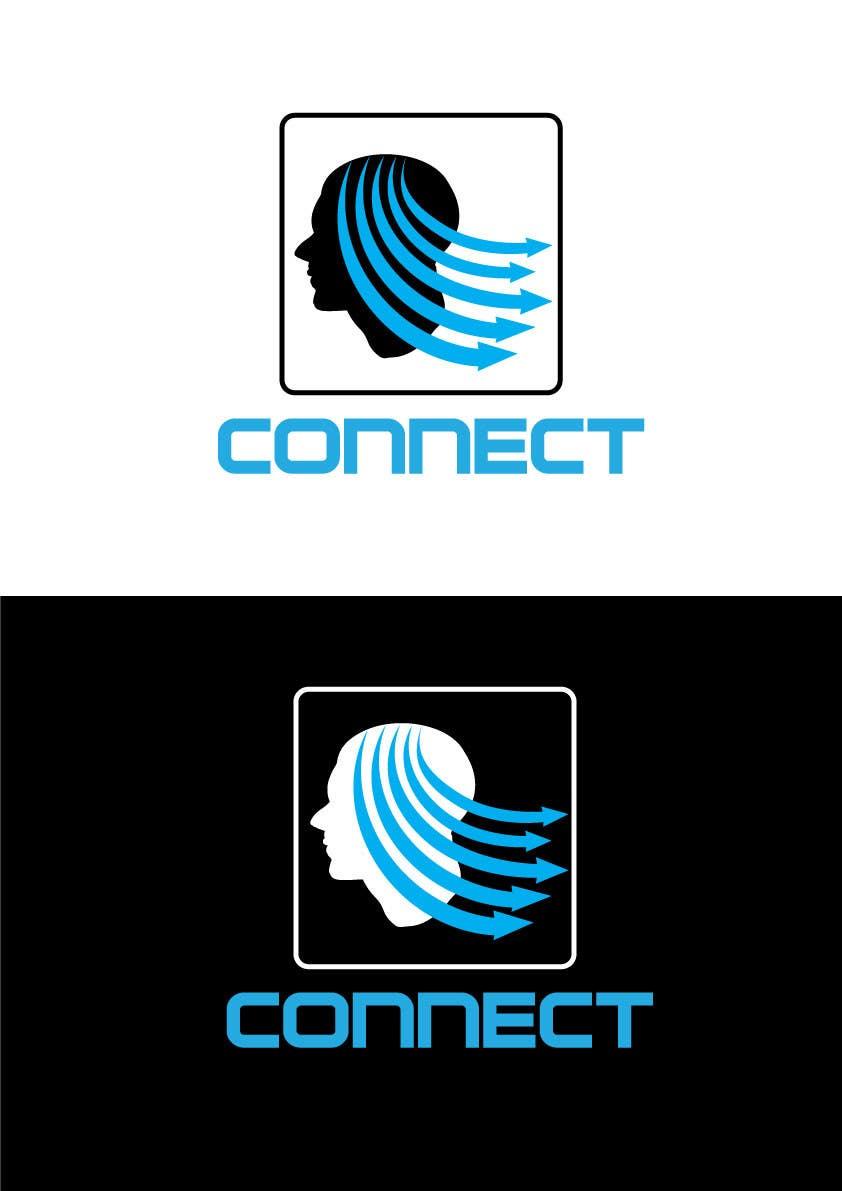 """Inscrição nº 33 do Concurso para Design a Logo for Software messaging app named """"Connect"""""""