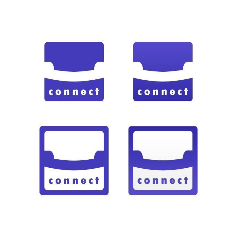 """Inscrição nº 23 do Concurso para Design a Logo for Software messaging app named """"Connect"""""""