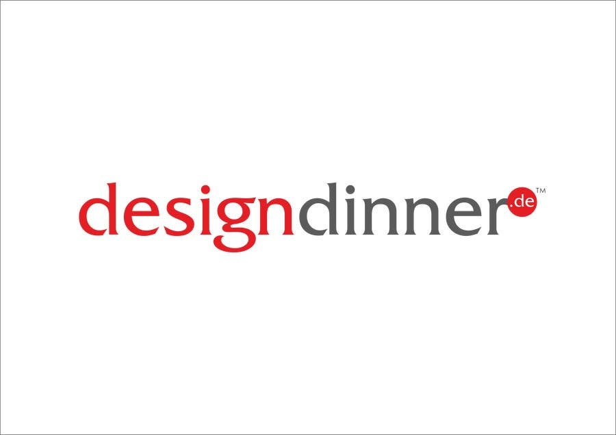"#28 for Design eines Logos for  ""designdinner.de"" by iulian4d"