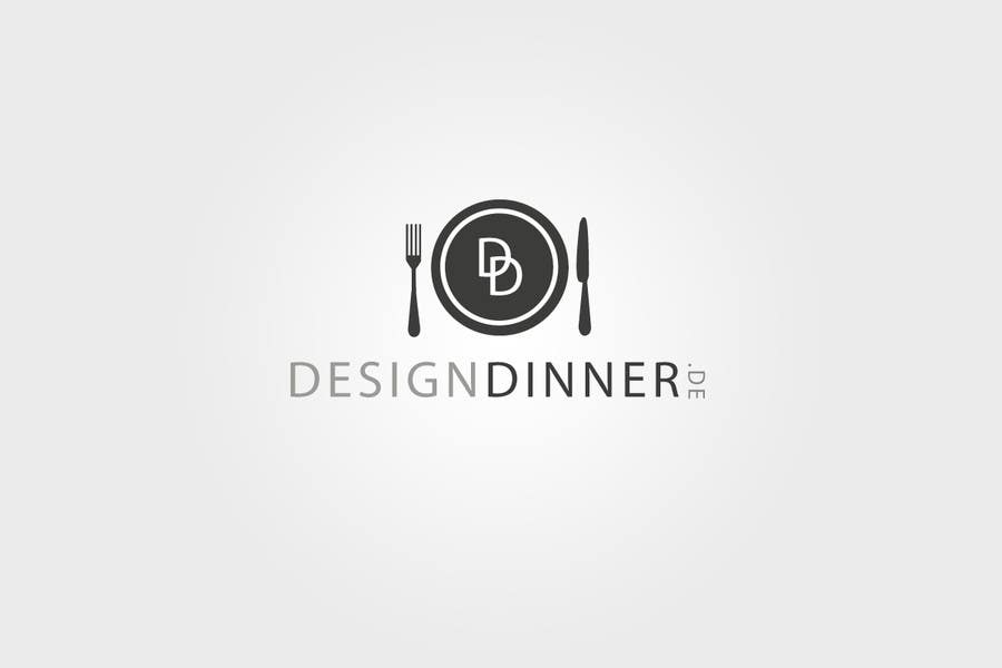 "#61 for Design eines Logos for  ""designdinner.de"" by vimoscosa"