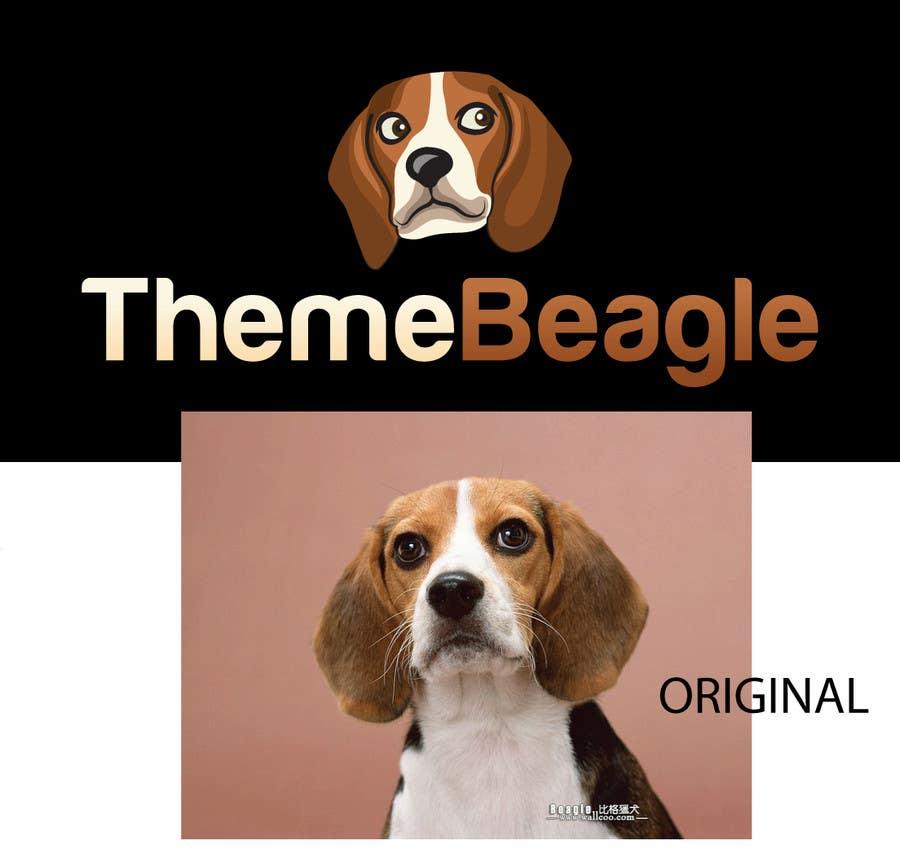 Bài tham dự cuộc thi #                                        33                                      cho                                         Design a Logo (With Illustration) for ThemeBeagle.com