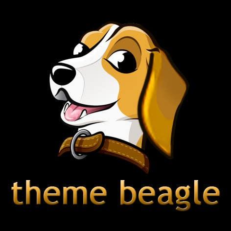 Bài tham dự cuộc thi #                                        32                                      cho                                         Design a Logo (With Illustration) for ThemeBeagle.com
