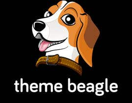 #47 for Design a Logo (With Illustration) for ThemeBeagle.com af moorthyna