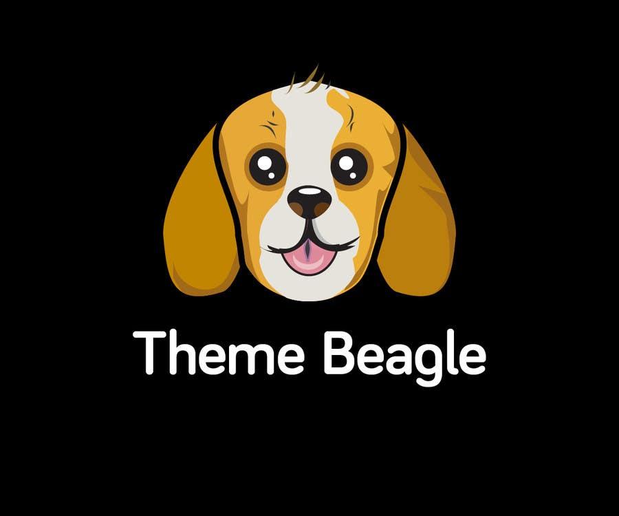 Bài tham dự cuộc thi #                                        34                                      cho                                         Design a Logo (With Illustration) for ThemeBeagle.com