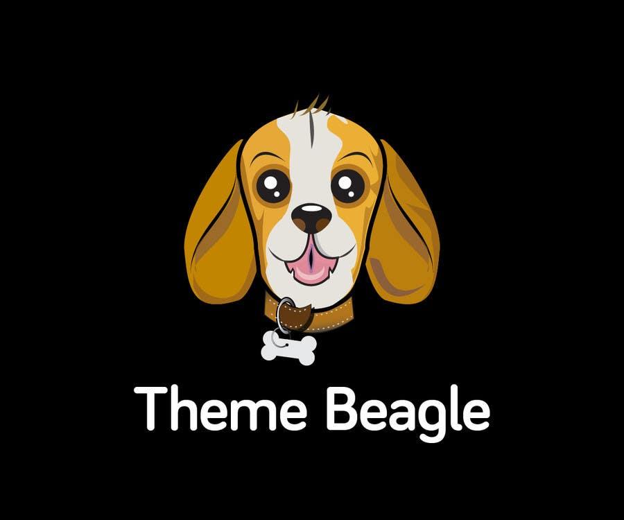 Bài tham dự cuộc thi #                                        38                                      cho                                         Design a Logo (With Illustration) for ThemeBeagle.com