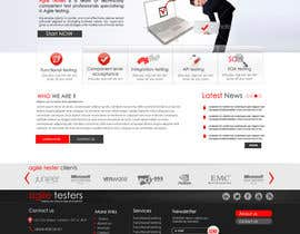 nº 11 pour Redesign our company website par marwamagdy