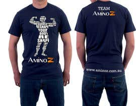 #2 for T-shirt Design for Amino Z by bamz23