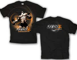 #62 for T-shirt Design for Amino Z by mslestat22