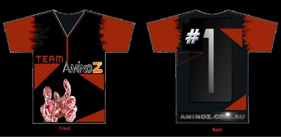 Inscrição nº 38 do Concurso para T-shirt Design for Amino Z