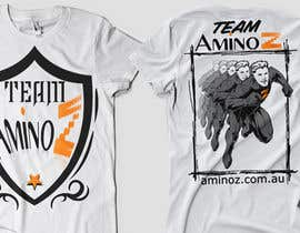 nº 87 pour T-shirt Design for Amino Z par OldSkull13