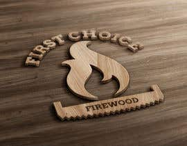nº 27 pour Design a Logo for First Choice Firewood par niccroadniccroad