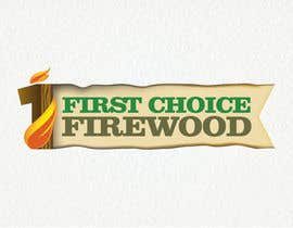 #40 para Design a Logo for First Choice Firewood por soulflash
