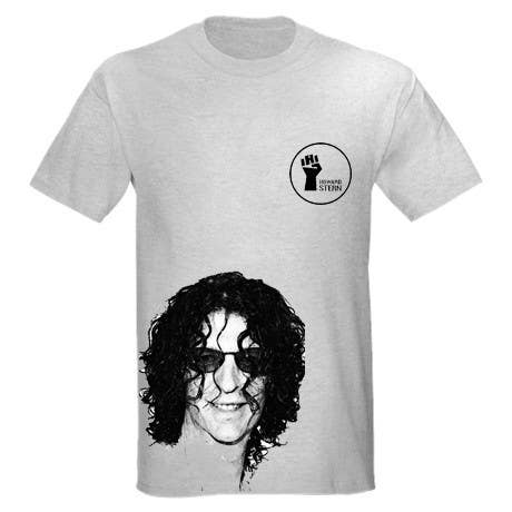 Proposition n°26 du concours Design a T-Shirt for The Howard Stern Show