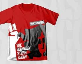 nº 48 pour Design a T-Shirt for The Howard Stern Show par theislanders