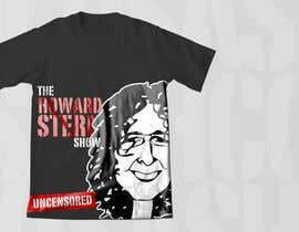 nº 59 pour Design a T-Shirt for The Howard Stern Show par theislanders